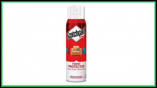 Scotchgard Fabric & Upholstery Cleaner with Scotch Gard Protector — Best Upholstery Safe Dry-Cleaning Solvent
